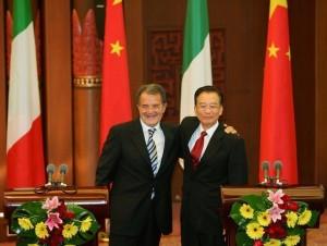 con Wen Jiabao