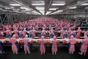 una industria moderna
