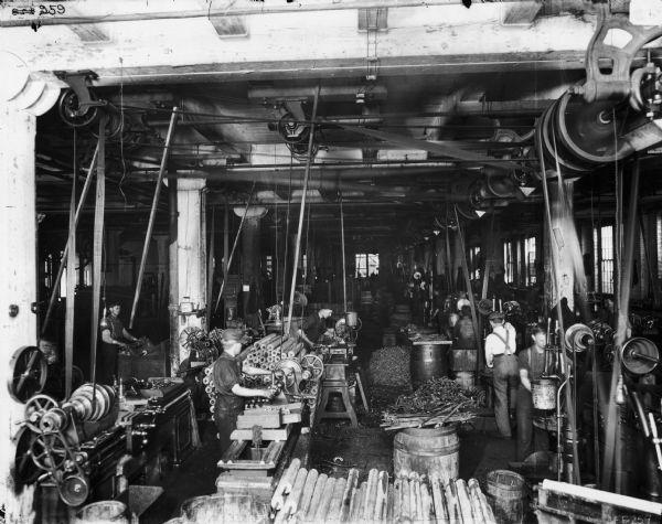 antica fabbrica