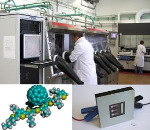 un laboratorio di ricerca italiano sulle celle solari organiche