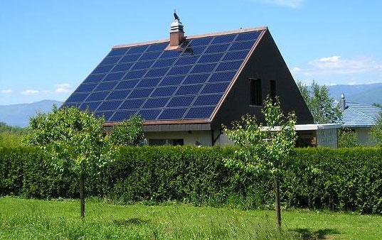 impianto sperimentale ad energia solare