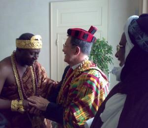 """Prodi """"incoronato"""" portavoce del Forum Africa"""