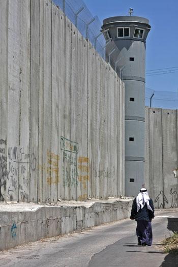 Il muro attorno a Israele