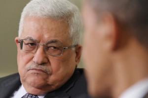 Mahmoud Abbas (Abu Mazen) con Barack Obama