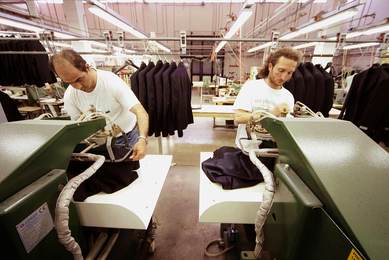 Romano prodi il rilancio dell industria italiana for Industria italiana arredi