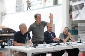 Prodi all' Iseo Summer School