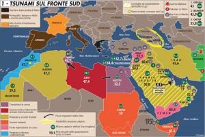 """da Limes 5/2011 """"Israele più solo, più forte"""""""