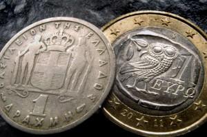 la grecia sospesa tra euro e il ritorno alla dracma