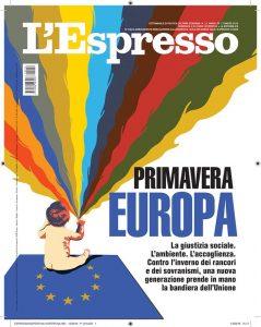 Romano Prodi Primavera Europa Serve Un Nuovo Risorgimento